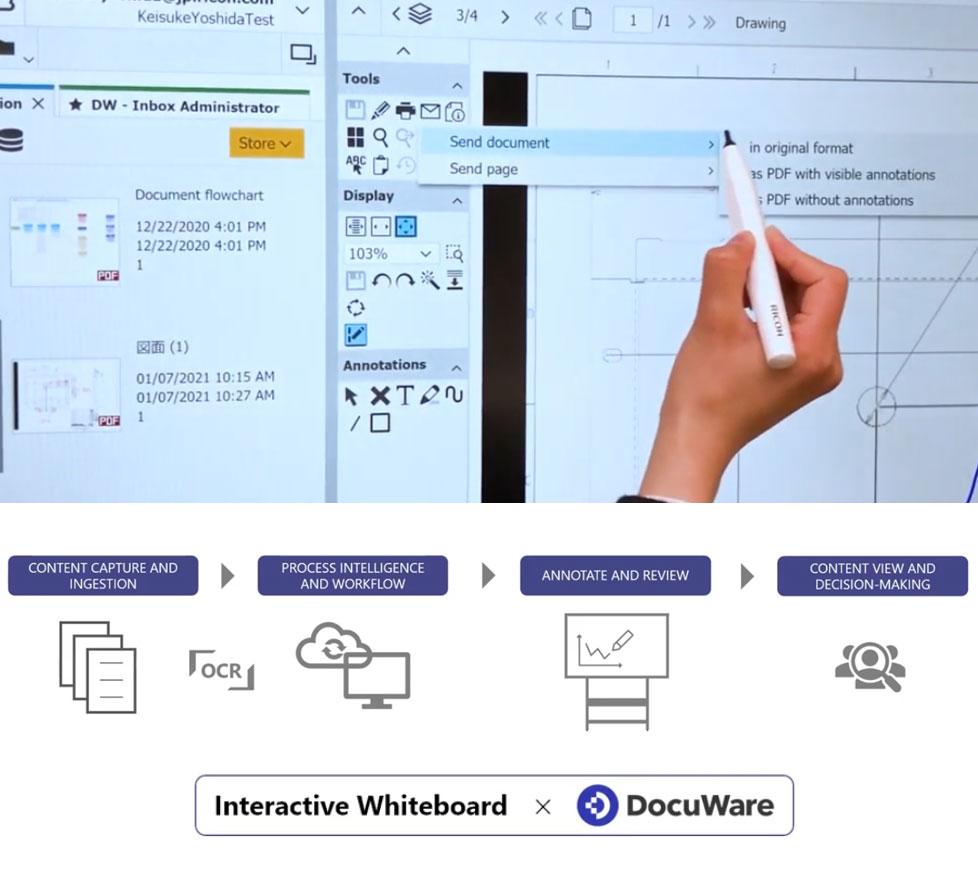 tableau interactif et gestion documentaire