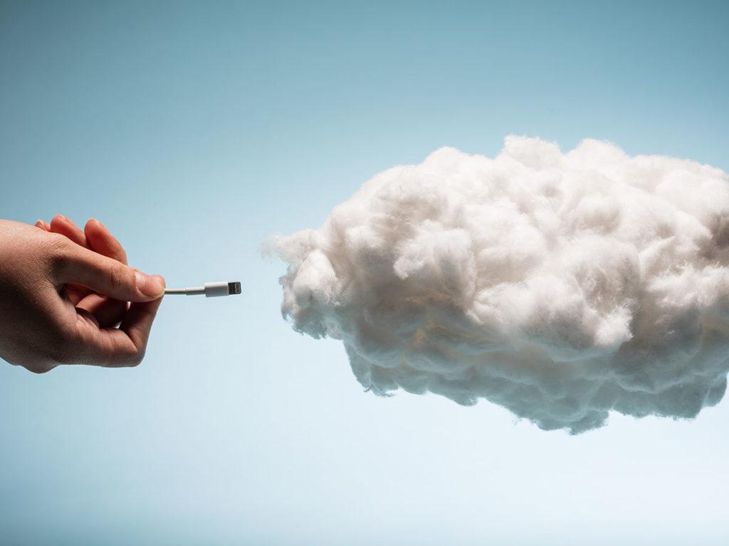 partage document cloud securise